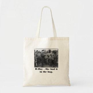 Ike WWIIの攻撃開始日のトートバック トートバッグ