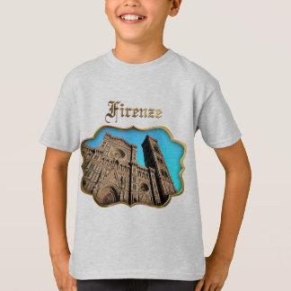 Ilの大教会堂のディディミアムフィレンツェ Tシャツ