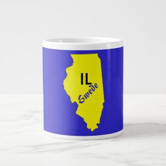 ILスウェーデン人 ジャンボコーヒーマグカップ