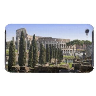 Il PalatinoからのローマのColosseumの台なし、 Case-Mate iPod Touch ケース
