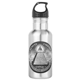 Illuminatiすべての見る目 ウォーターボトル
