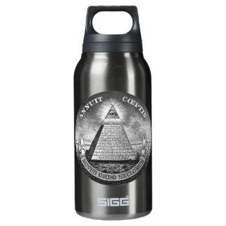 Illuminatiすべての見る目 断熱ウォーターボトル