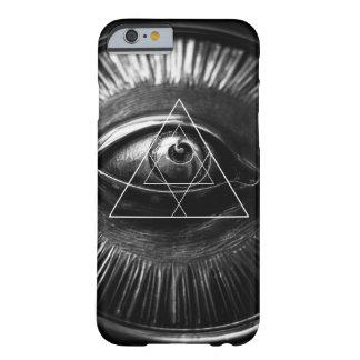 Illuminatiのグラフィック Barely There iPhone 6 ケース