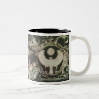 Illuminatiのマグ ツートーンマグカップ