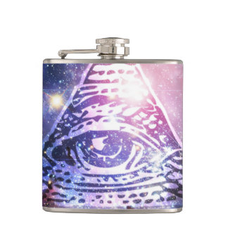 Illuminatiの星雲 フラスク