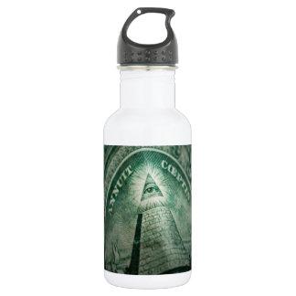 Illuminatiの目 ウォーターボトル