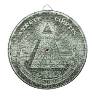 Illuminati -すべての見る目 ダーツボード