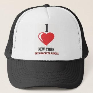 ILOVE NEWYORK キャップ