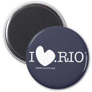 ILOVE.RIOの特別なメモの磁石 マグネット