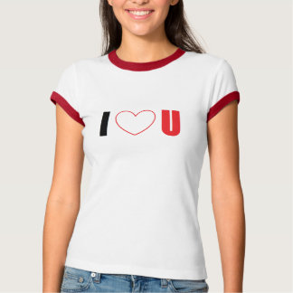 iloveyou tシャツ