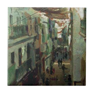 Ilya Repin著セヴィルのヘビの通り タイル