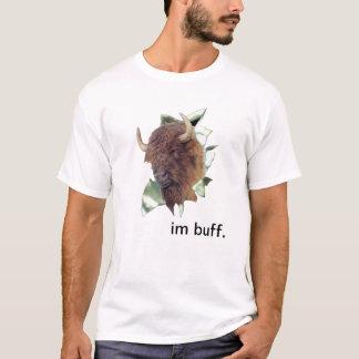 imもみ革。 Tシャツ