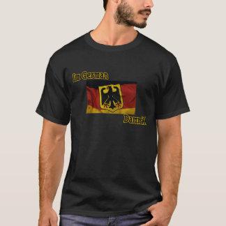 Imドイツ人のDammit黒いTシャツ Tシャツ