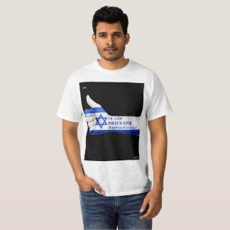 Imユダヤ人どんなis isあなたの超出力 tシャツ