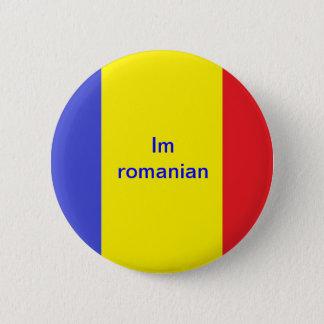 Imルーマニア語 缶バッジ