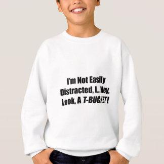 Im容易に混乱させたIのちょっと一見Tbucket スウェットシャツ