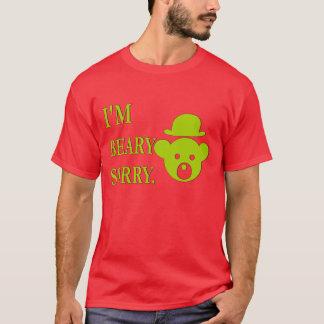 Im beary残念なワイシャツ tシャツ