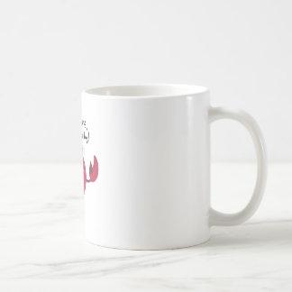 Im Crabby コーヒーマグカップ