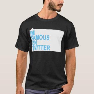 IM TWITTERで有名 Tシャツ