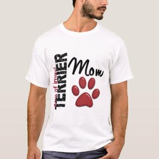 Imaalテリアのお母さん2の谷間 Tシャツ