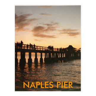 image0-8のナポリ桟橋 ポストカード