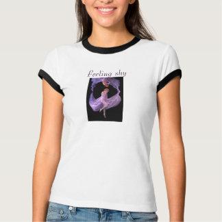 IMAGE7の内気な感じること Tシャツ