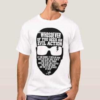 Iman (信頼)の程度 tシャツ