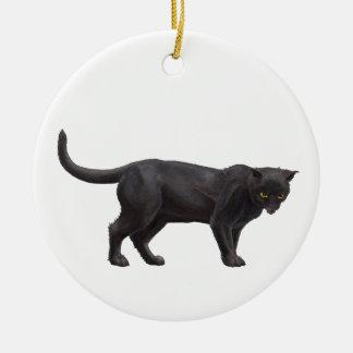 IMBHの黒猫2ndEd セラミックオーナメント