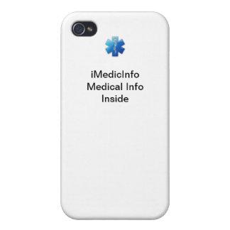 iMedInfo iPhone 4/4Sケース