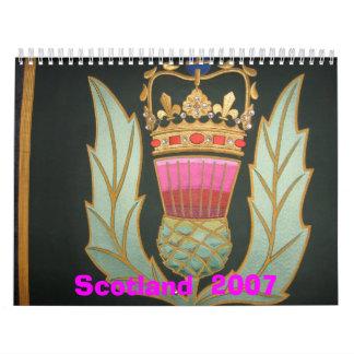 IMG_0243、スコットランド2007年 カレンダー
