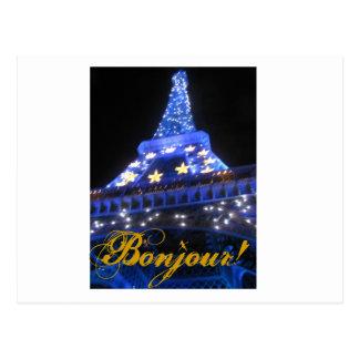 IMG_1084、Bonjour! ポストカード