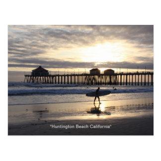 "IMG_5899、""ハンチングトンビーチカリフォルニア"" ポストカード"