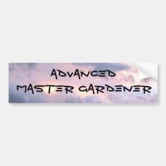 IMG_7406の進められた、マスターの庭師 バンパーステッカー