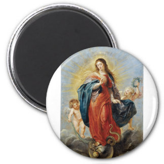 Immaculate Conception - Peter Paul Rubens マグネット