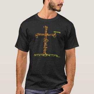 #immortal Marc Dizzy52の不完全な完全さ Tシャツ