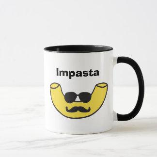 Impastaマカロニのヌードル マグカップ