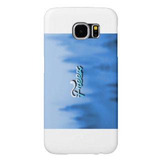 iMrFreezの電話箱 Samsung Galaxy S6 ケース