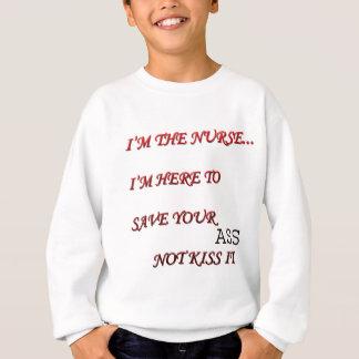 I'MTHEのナース スウェットシャツ