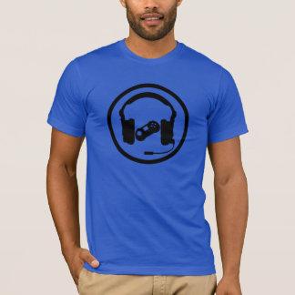IMUのポッドキャストのティー Tシャツ