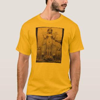 Inannaのスメル人の神のワイシャツ Tシャツ