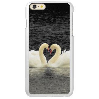 Incipioの輝やきと白鳥のiPhone 6/6S Incipio Feather Shine iPhone 6 Plusケース