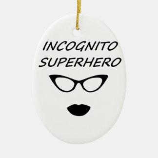 Incognitoスーパーヒーロー03B セラミックオーナメント