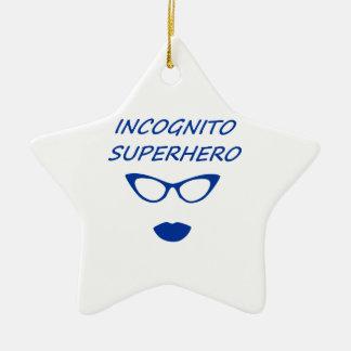 Incognitoスーパーヒーロー03BL セラミックオーナメント