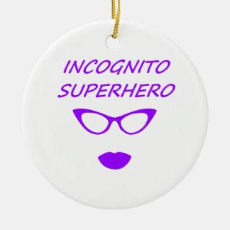 Incognitoスーパーヒーロー03PR セラミックオーナメント