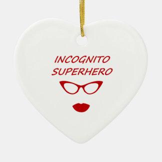 Incognitoスーパーヒーロー03R セラミックオーナメント