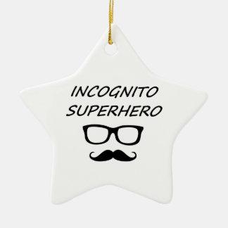 Incognitoスーパーヒーロー04B セラミックオーナメント