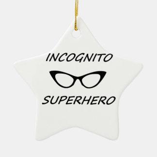 Incognitoスーパーヒーロー05B セラミックオーナメント