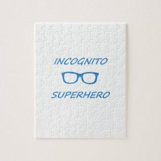 Incognitoスーパーヒーロー1BL ジグソーパズル