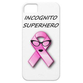 Incognitoスーパーヒーロー6のピンク iPhone SE/5/5s ケース