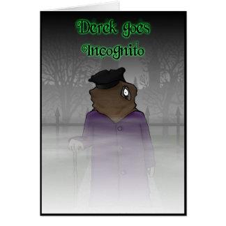 Incognito カード